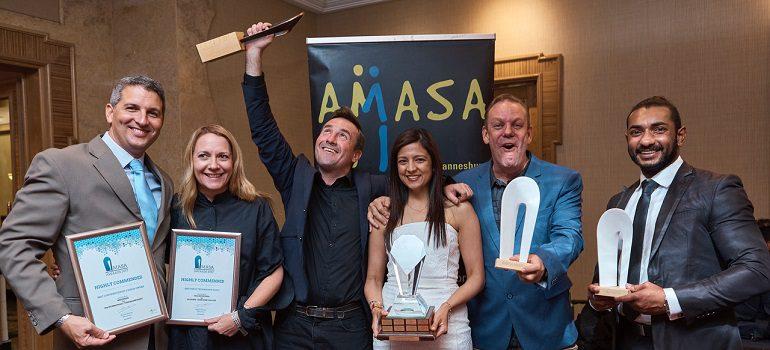 2017 AMASA winners