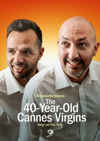2018 Cannes Lions Virgins poster