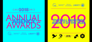 2018 Creative Circle Annual Awards and Overall Rankings