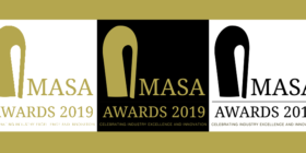 2019 AMASA Awards logo