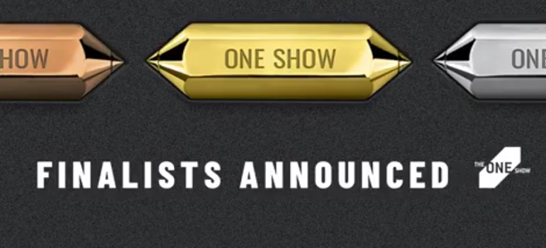2019 One Show finalists