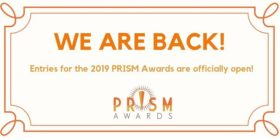 2019 PRISM Awards call to enter