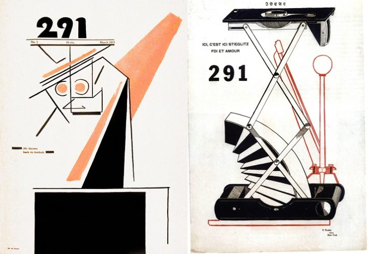 291, issue 1, March 1915, and issue 5 & 6, 1915 Francis Picabia