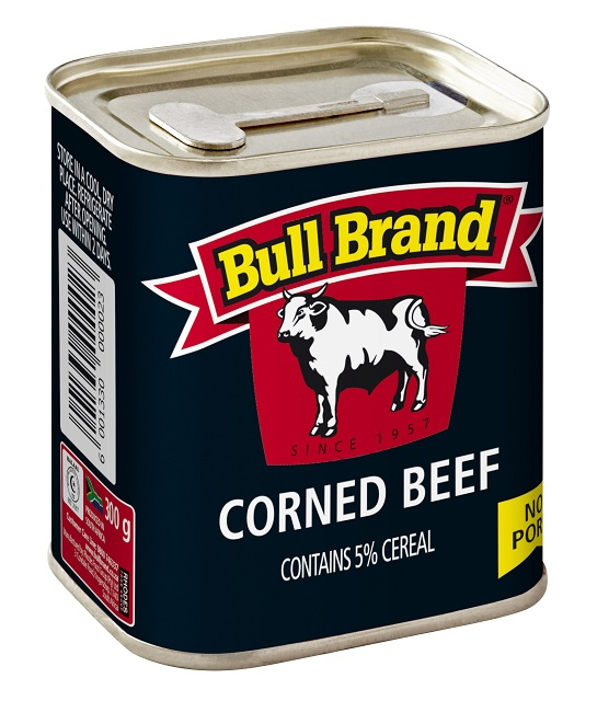 300g Bull Brand Corned Beef 5% Cereal