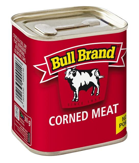300g Bull Brand Corned Meat