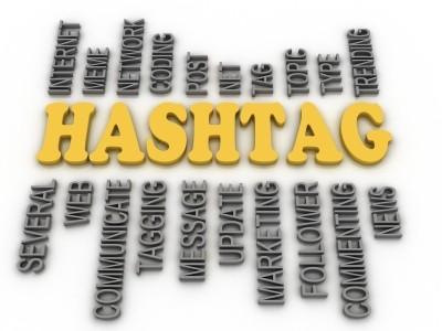 3d Image Hashtag Concept Word Cloud Background by David Castillo Dominici courtesy of FreeDigitalPhotos.net