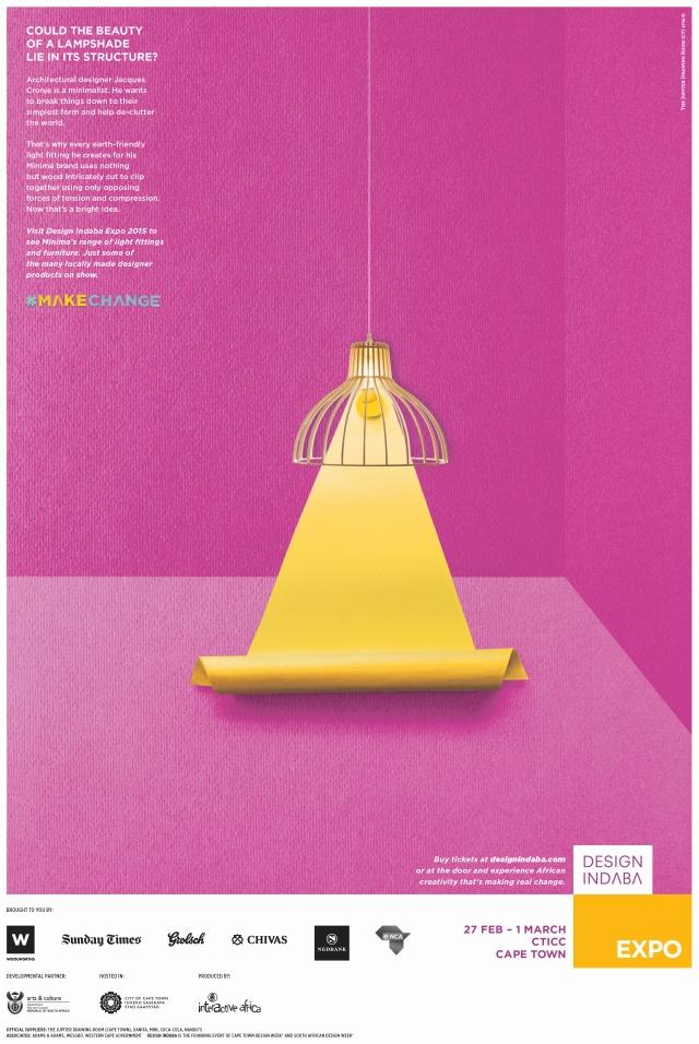 Design Indaba Press Light