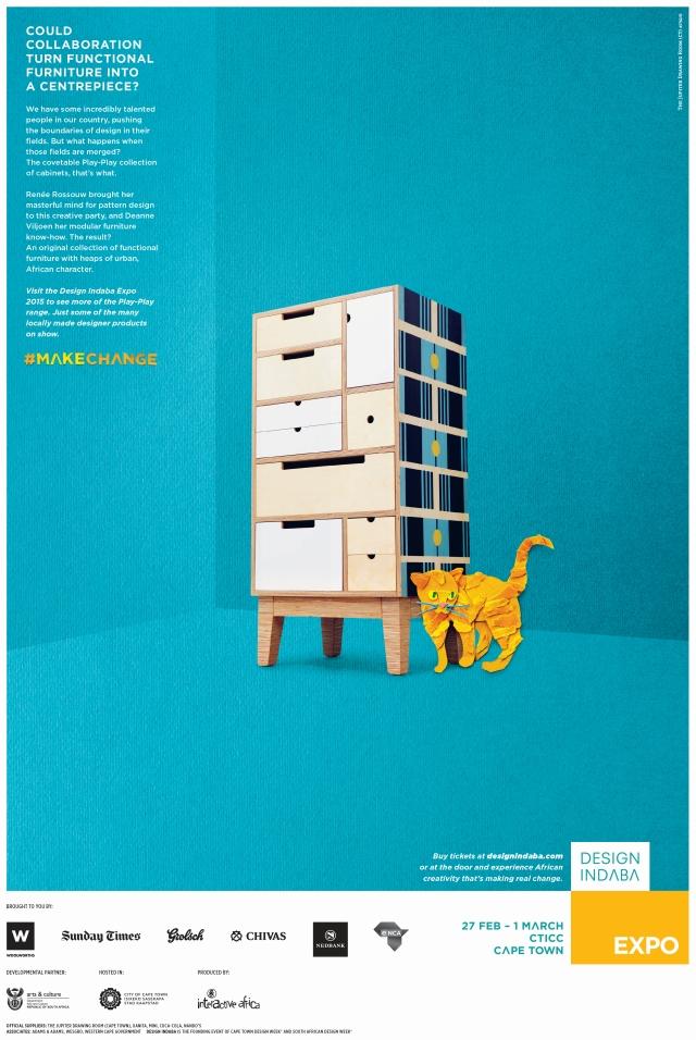 Design Indaba Cat Press