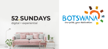 52 Sundays logo and Brand Botswana logo