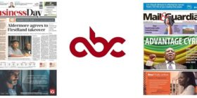ABC results newspapers November 2017 slider