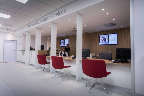 Shelf Life New Look Bank Branch For ABSA