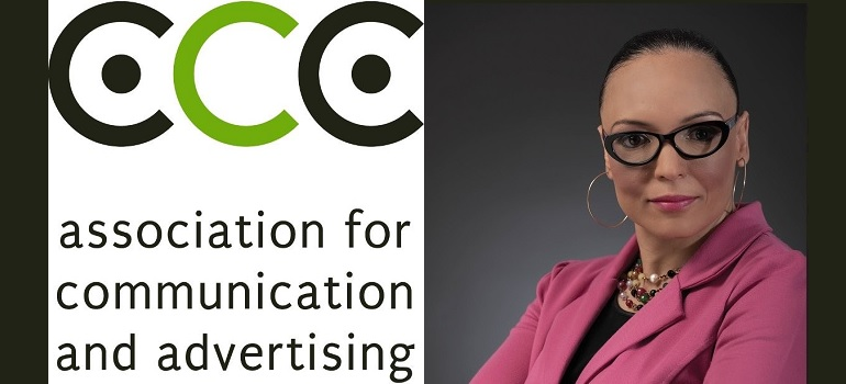 ACA logo and Odette van der Haar