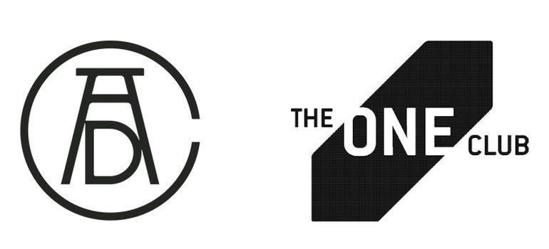 ADC + One Club logos