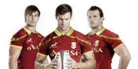Absa SARU New Springbok jersey April Fool's 2014