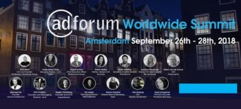 AdForum Worldwide Summit Amsterdam 2018