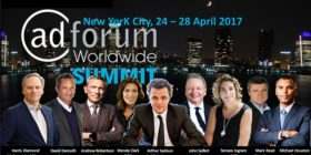 AdForum Worldwide Summit NYC April 2017