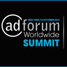 AdForum Worldwide Summit Oct 2015 logo