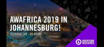 Advertising Week Africa in Johannesburg