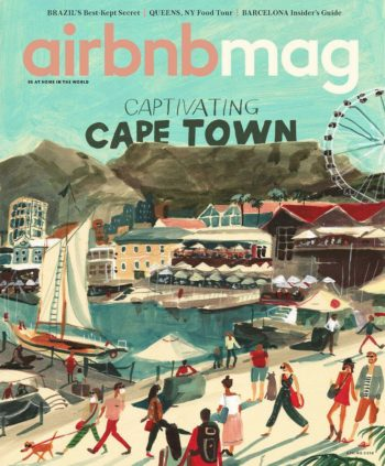 Airbnbmag, Spring, 21 March 2018