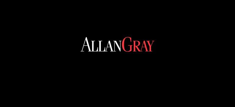 Allan Gray black logo