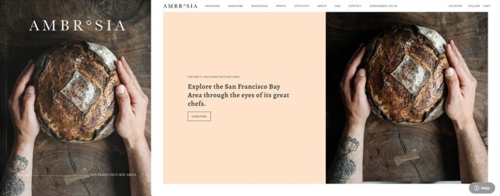 Ambrosia, Volume 5, July 2018, print and online