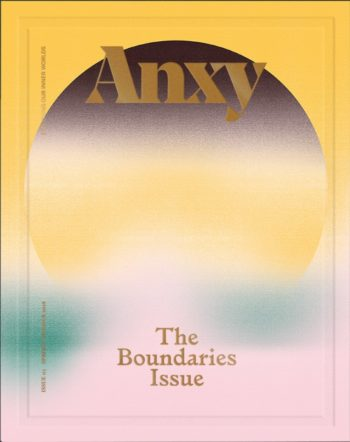 Anxy, issue 3, Spring/Summer 2018