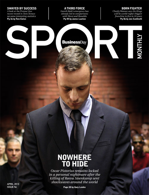 Business Day Sports Monthly, April 2013