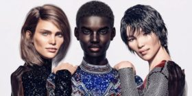 Balmain - Shudu, Margot and Zhi