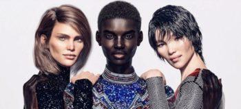 Balmain - Shudu, Margot and Zhi