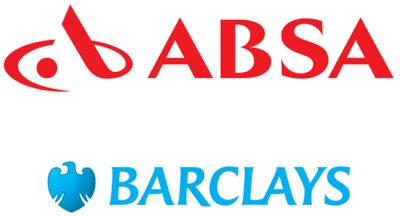 Barclays Africa and Absa logos