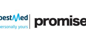 Bestmed logo and Promise logo