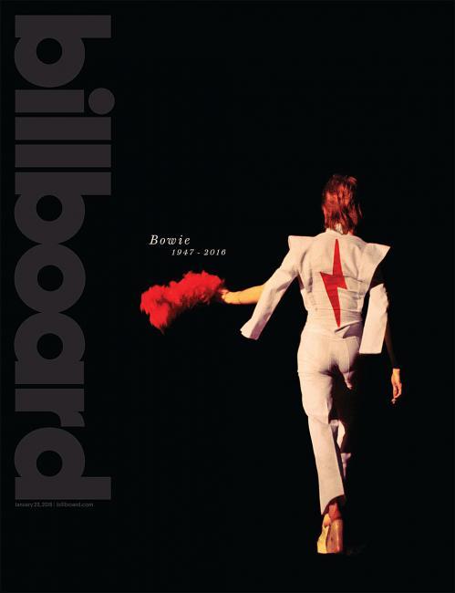 Billboard, 28 January 2016: David Bowie