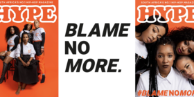 #BlameNoMore
