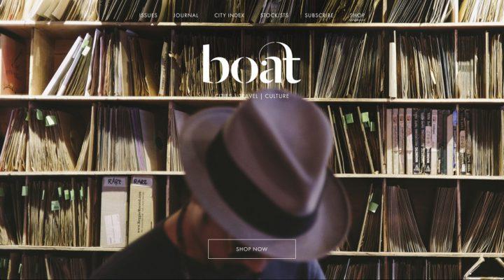 Boat, October 2017