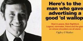 Bob Rightford tribute