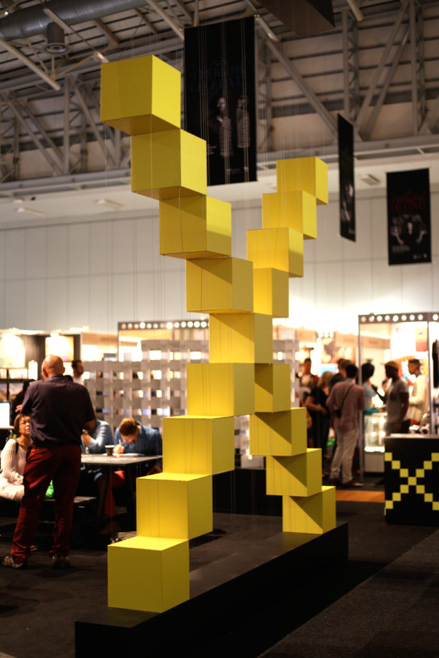 Brand Activations at the 2014 Design Indaba Expo