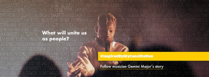 Brand South Africa Facebook cover image with Gemini Major