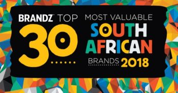 BrandZ Top 30 most valuable SA brands 2018 logo