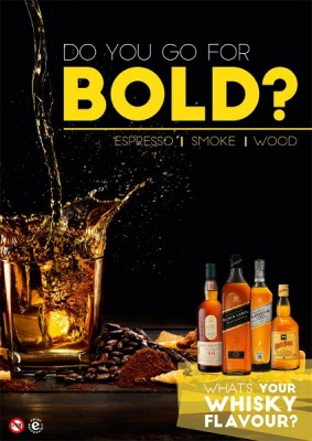 Brandhouse Flavours of Whisky BOLD
