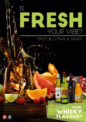 Brandhouse Flavours of Whisky FRESH