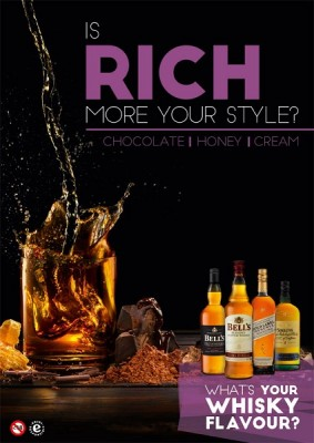 Brandhouse Flavours of Whisky RICH