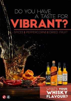 Brandhouse Flavours of Whisky VIBRANT