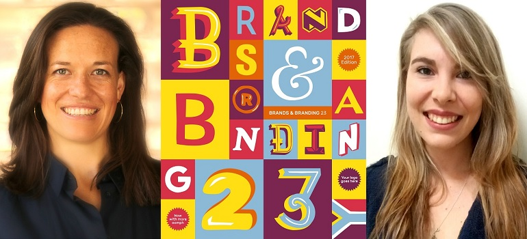 Brands & Branding 2017: Kelly Duncan and Nadia Lotze