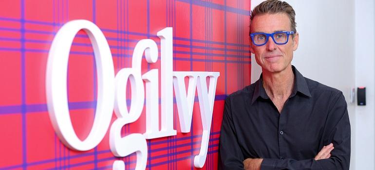 Brett Wild at Ogilvy Africa