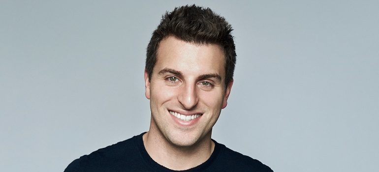 Brian Chesky of Airbnb