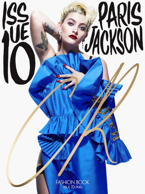 CR Fashion Book, Issue 10: Paris Jackson