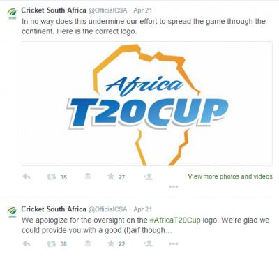 CSA Arfica tweets