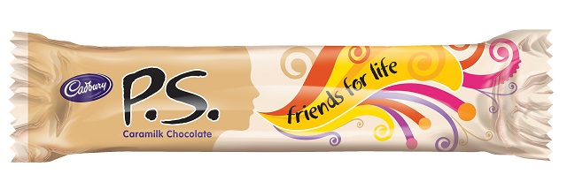 Cadbury PS 'Friends for life' bar