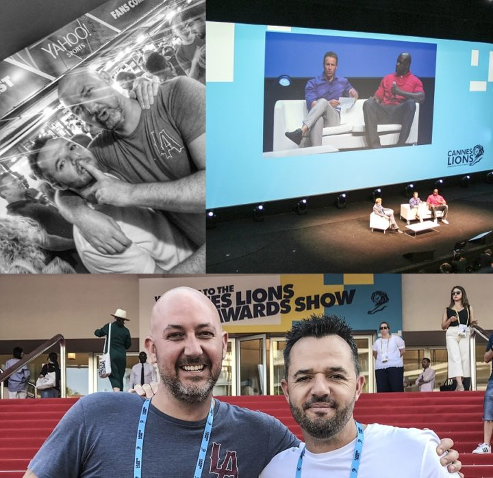 Cannes Virgins day three collage
