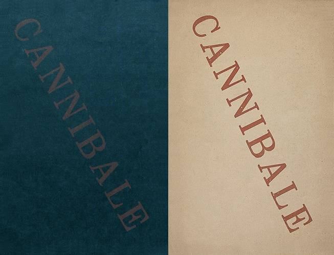 Cannibale, issue 1 and issue 2, 1920